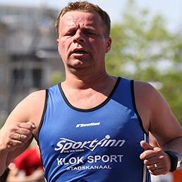 recreatieloop 5 km klok sport